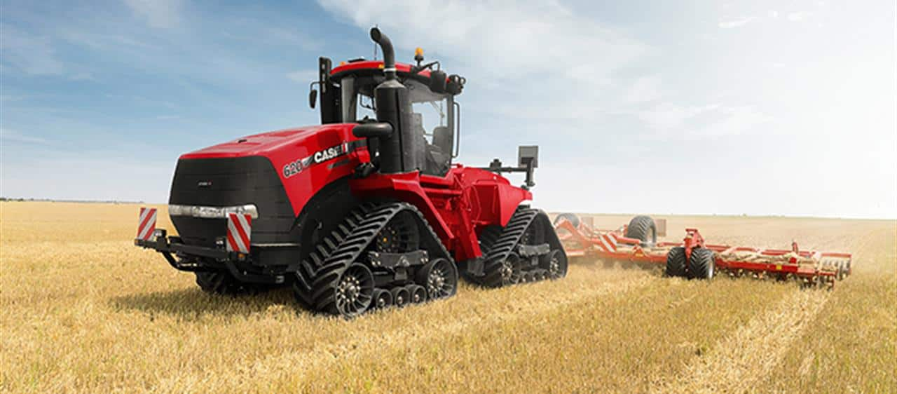 Case IH Quadtrac – 20 years of being on track